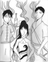 Some more xxxHolic by DogDemonsRock5