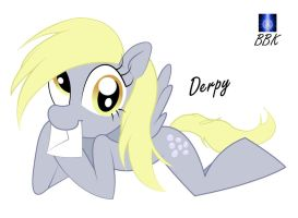 Derpy Hooves - Normal by BB-K