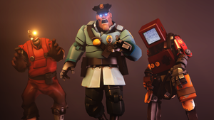 [SFM] Mechanimatronics. by RayDraca