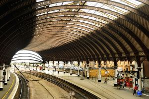 York Railway Station 2 by wildplaces