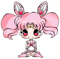 SM - Sailor Mini Moon by LilxDuckie