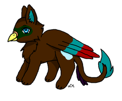 Gift for Arabianlover13: Syre Chibi by Lizzara
