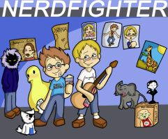 Nerdfighters by sunni-sideup