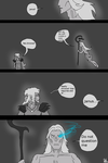 The beginning of time page 1 by TimeLordJikan