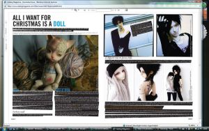 Toshiya Singaporian Magazine by ThyStoryTeller