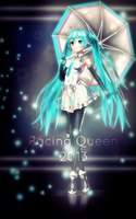 Racing Queen 2013 by Crystallyna