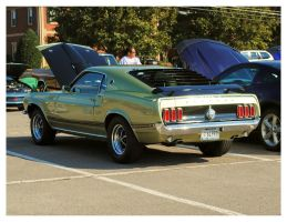 A Nice 1969 Mach 1 Mustang by TheMan268