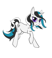 Willow Galloping by SqueezyBat