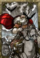 Odin Gift-giver by Aerion-the-Faithful