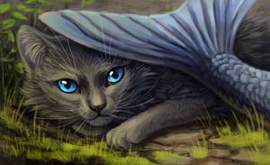 The Spirit Of Idleness And Sloth by Cat-Patrisiya