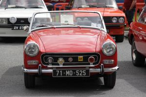 MG Midget by UdoChristmann
