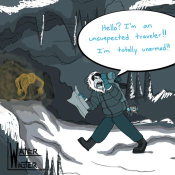 Markiplier plays Kholat by waterwriter144