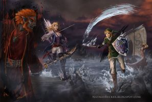 Bloodsports 7 - Legend of Zelda The Windwaker by Natalie-Becker