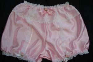 Lacy pink by buttered-panties