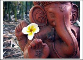 Ganesh by nutty-camel