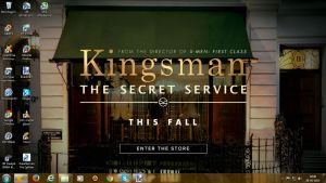 Kingsman the Secret Service by SPCM2011