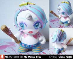 My Munny Pony by xxxKei87xxx