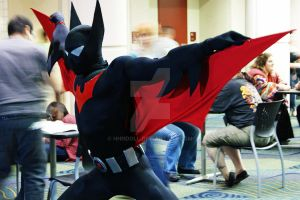 Batman Beyond by HHNDoll