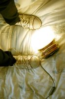 Came here to fight, not dance by shugarfree