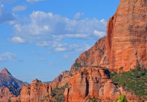 Kolob Canyon by MogieG123