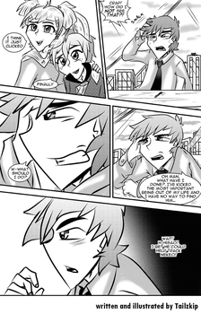Tame Webcomic - CH10 Page 9 by Tailzkip