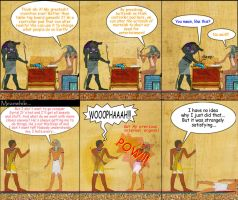 Thoth's game. by ServerusTare