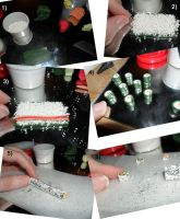 Miniature Sushi Tutorial by kayanah