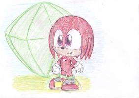 3. Knuckles by LeniProduction