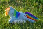 Rainbow Dash by Ryoko-demon