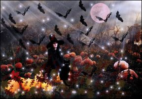 All Hallows Eve... by Villenueve