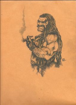 Lobo Envelope by nathancyounger