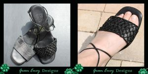 Pimping my shoes by green-envy-designs