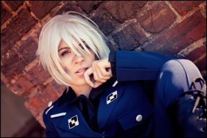 Prussia - Melancholy by winged--icarus