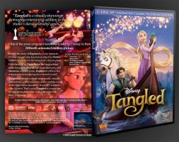 Tangled Platinum DVD Cover -DL by osoalex