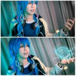 DRAMAtical Murder: SLY BLUE by TsubakiG
