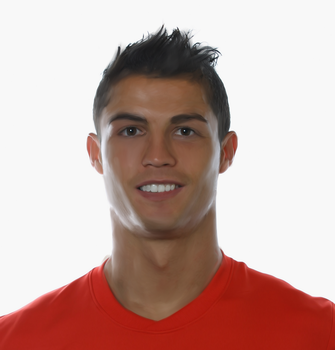 Ronaldo - Image Painting by Rageport