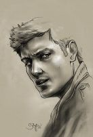 Why So Serious, Dean? by quickreaver