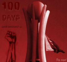 100 days and onward by Fog-angel