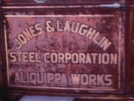 Rusted Steel Corporation by WoodenOx