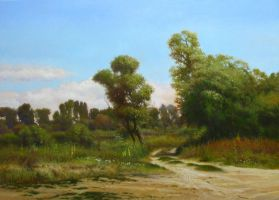 landscape by andrianart
