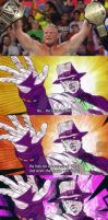 Speedwagon's reaction to summerslam 2014 by Combatkaiser