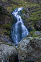 Waterfall stock by A68Stock
