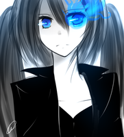 Black Rock Shooter by Ai-Nee