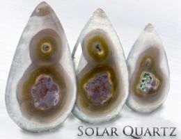 Yummy Solar Quartz by BeadsofCambay