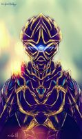 Warframe Original Valkyr by gaber111