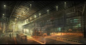 Warehouse Power Reactor H-47 by Narandel