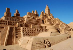 World of sand 5 by PauloOliveira