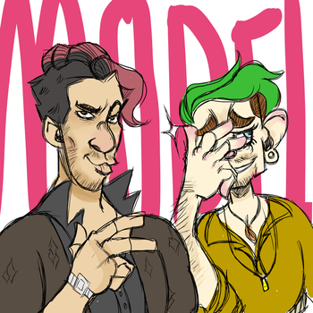 Zoolander by TheCursedKnight