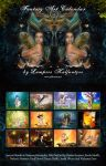 ..Fantasy Art Calendar.. by 3ddream