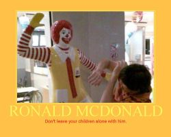 Ronald McDonald by YTPArtist